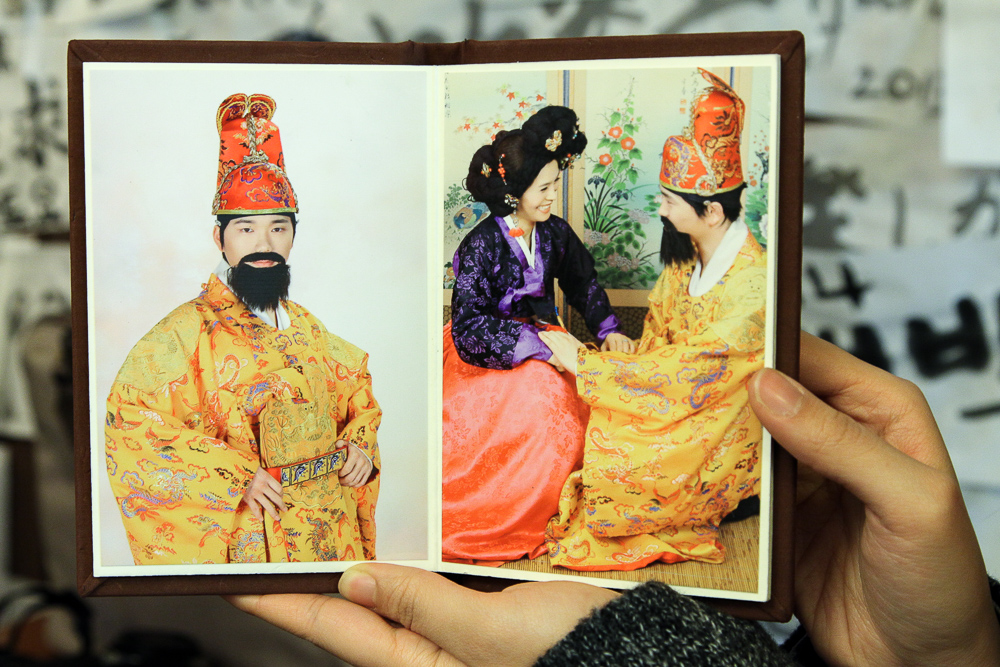 hanbok album