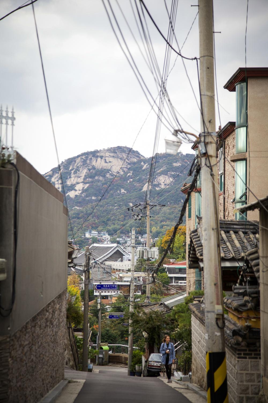 bukchon view