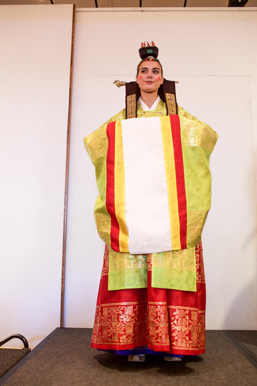Royal Ceremonial Dress for Princess