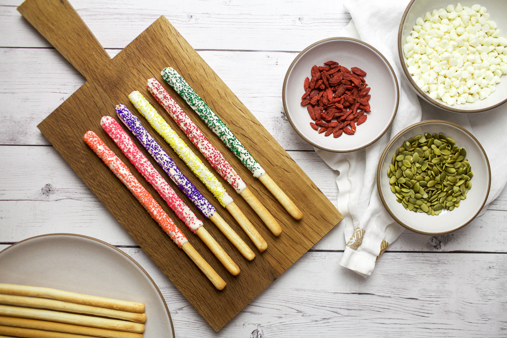 pepero colorful
