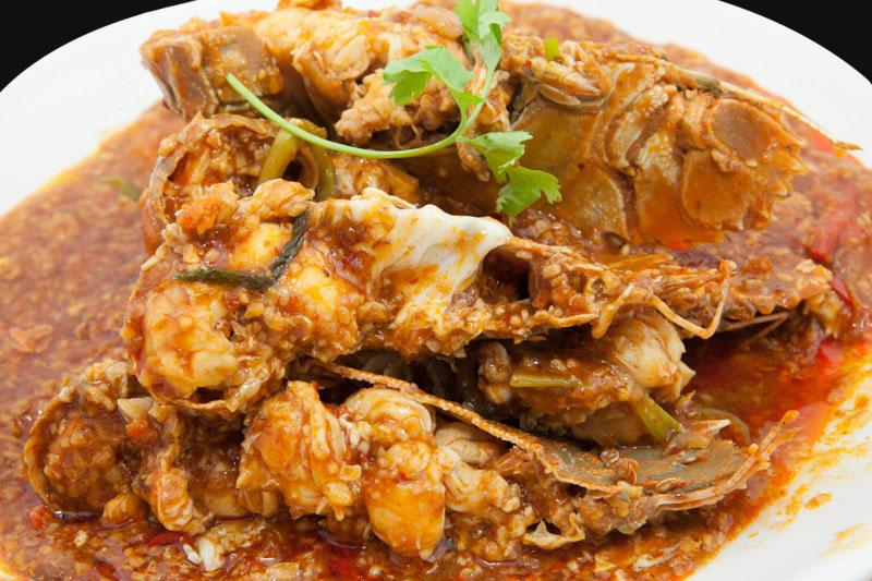 叁巴虾婆 Sambal Crayfish