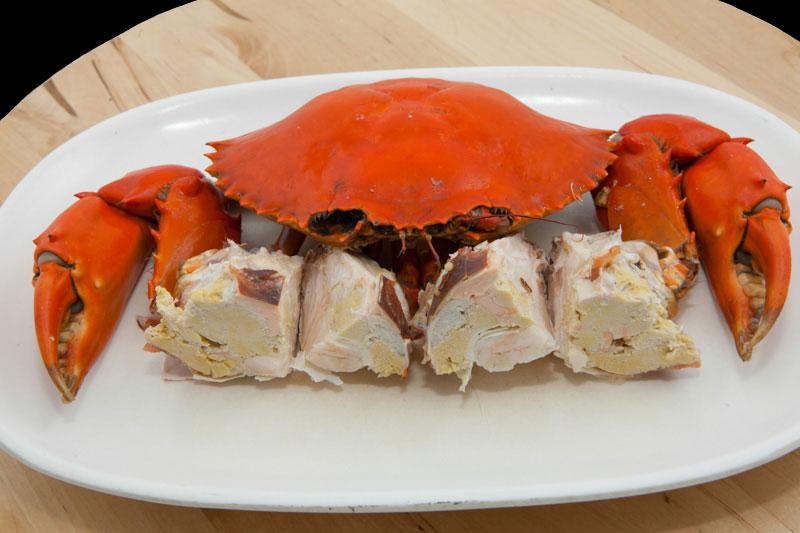 冷冻蟹 Cold Crab