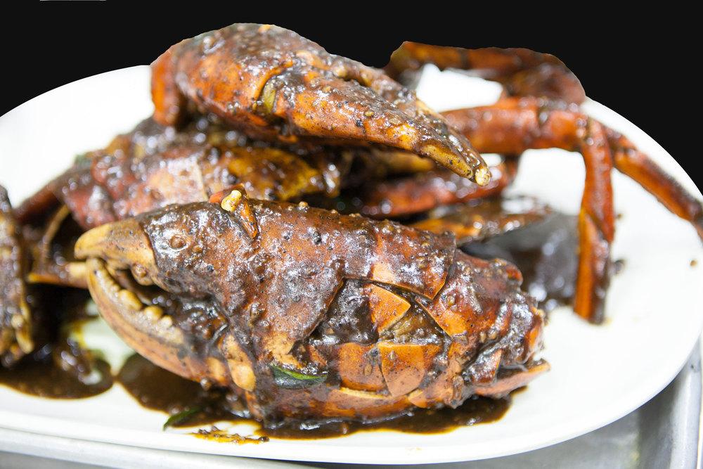 黑椒螃蟹 Black Pepper Crab