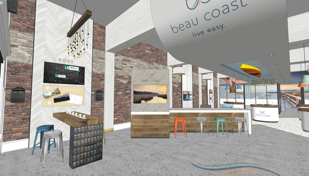 RETAIL DESIGN  /  LENNAR BEAU COAST