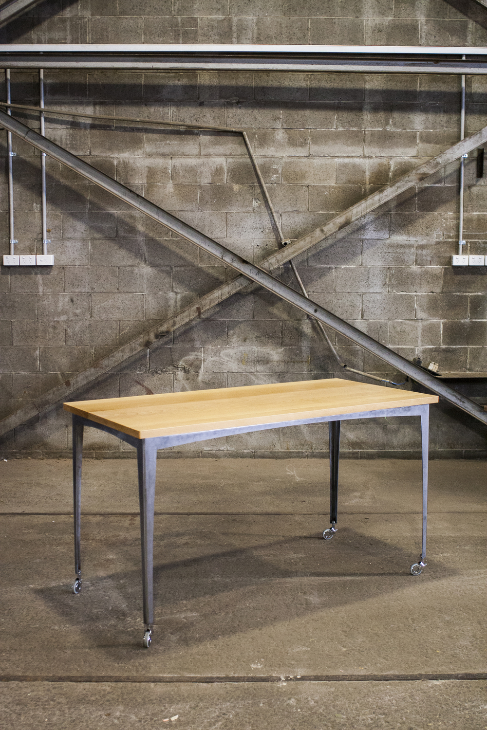 Kitchen bench 2015 - weld+fathom