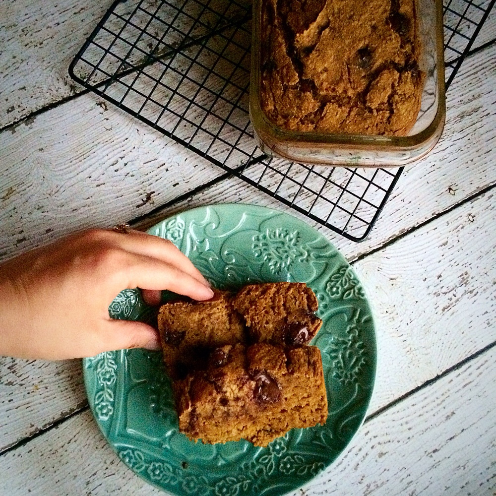 Spelt pumpkin chocolate chip bread the natural nurturer im a food gawker true fact i cant help it and frankly dont hide it i admire other peoples food like some admire art i could spend hours thumbing forumfinder Image collections