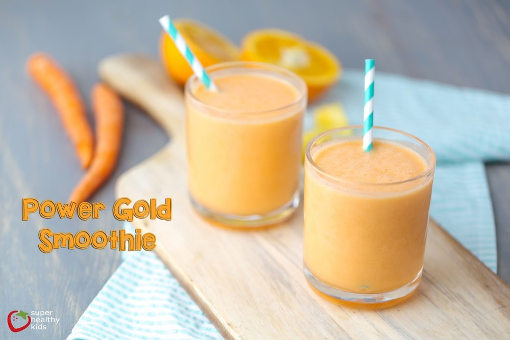 Power Gold Smoothie
