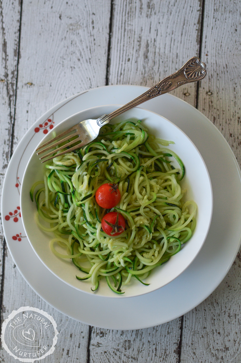 The Perfect Zoodles