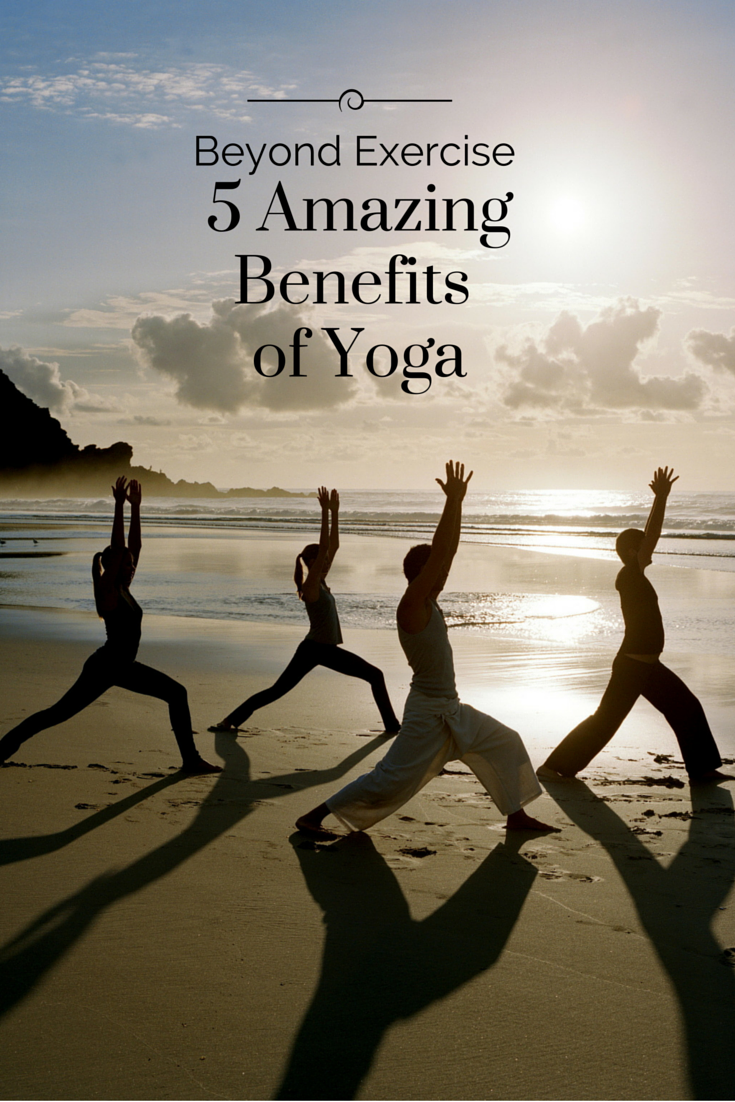 5 Amazing Benefits of Yoga