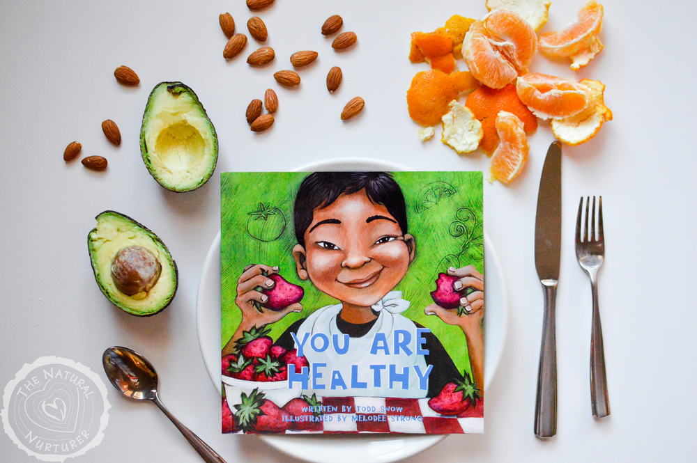 21 Books to Read to your Child About Healthy Habits