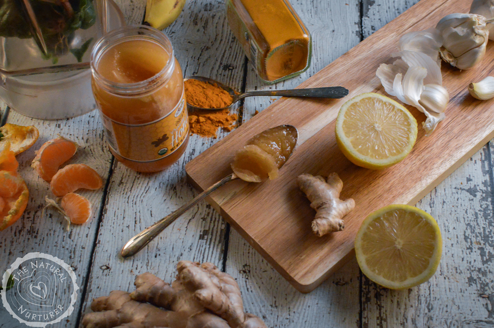 8 Natural Ways to Boost Your Immune System
