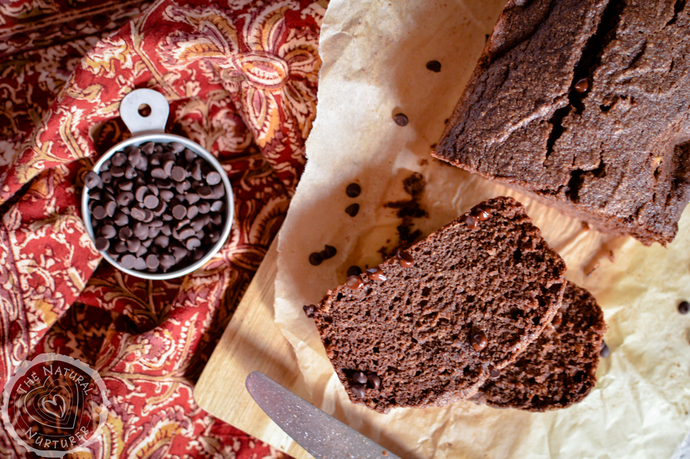 Grain-Free Chocolate Bread