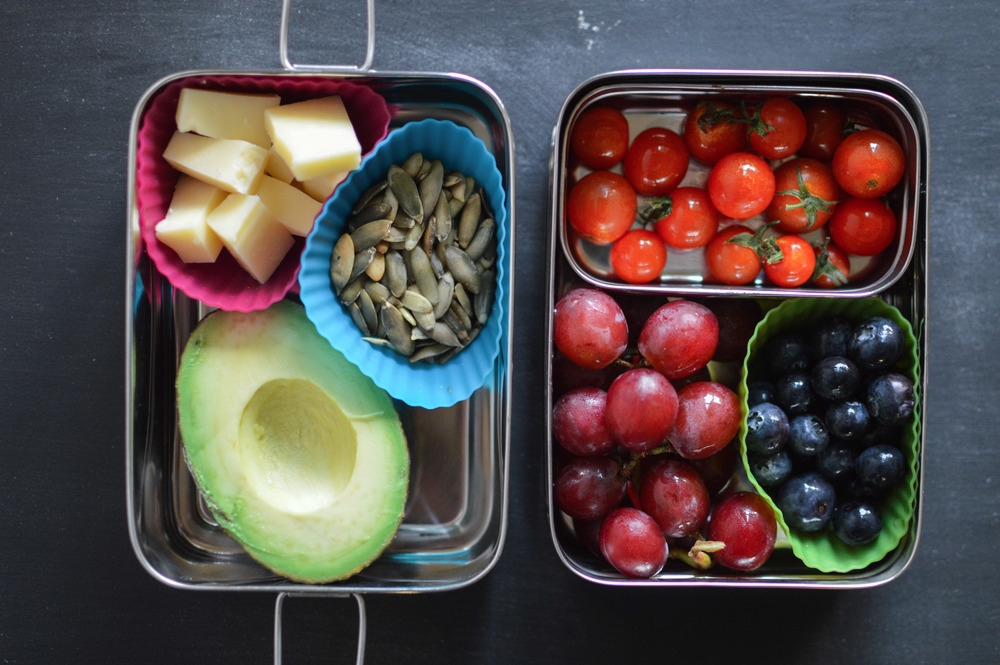 Lunch box from ECOlunchbox