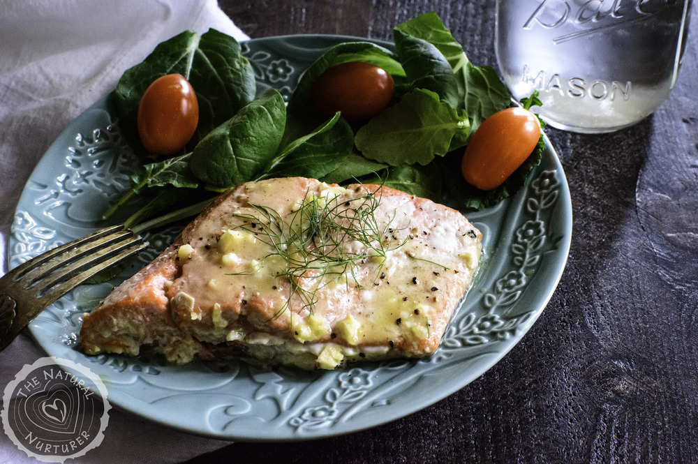 30 Minute Honey Mustard Salmon