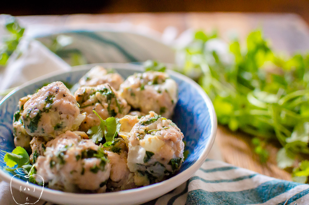 quick & Classic Turkey Meatballs
