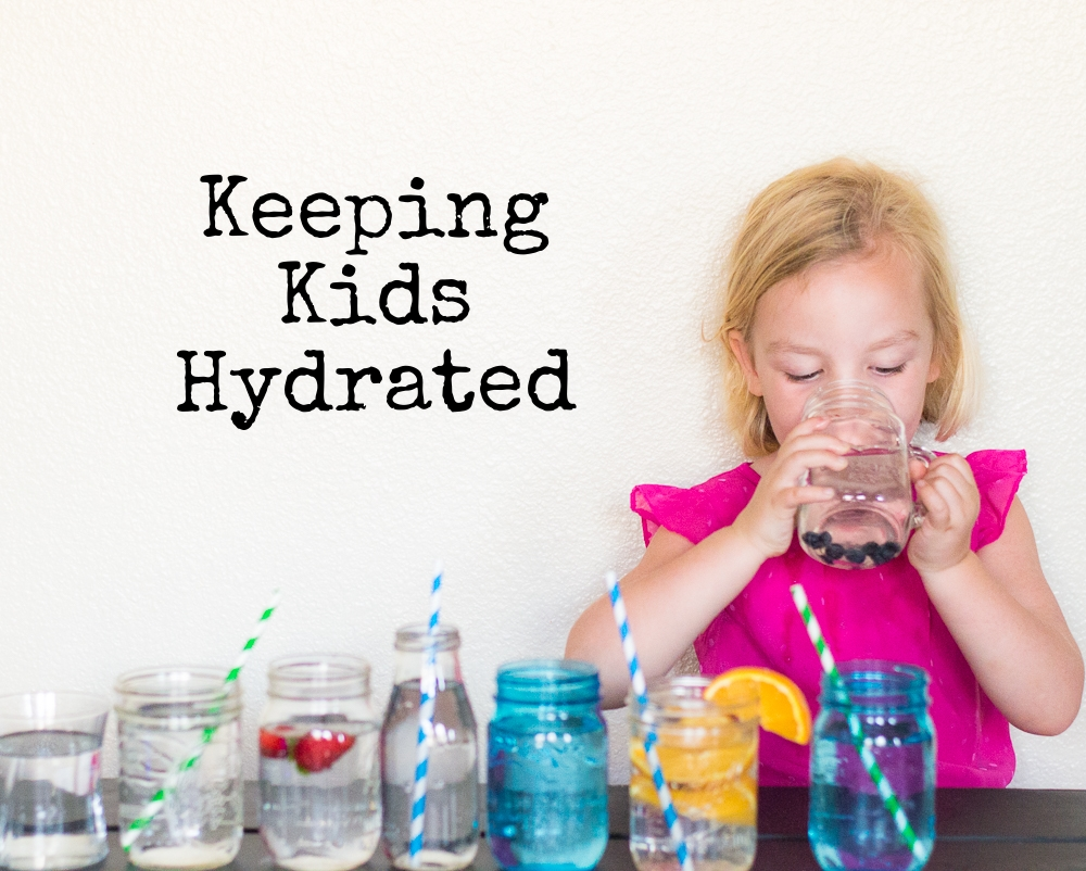 Keeping Kids Hydrated