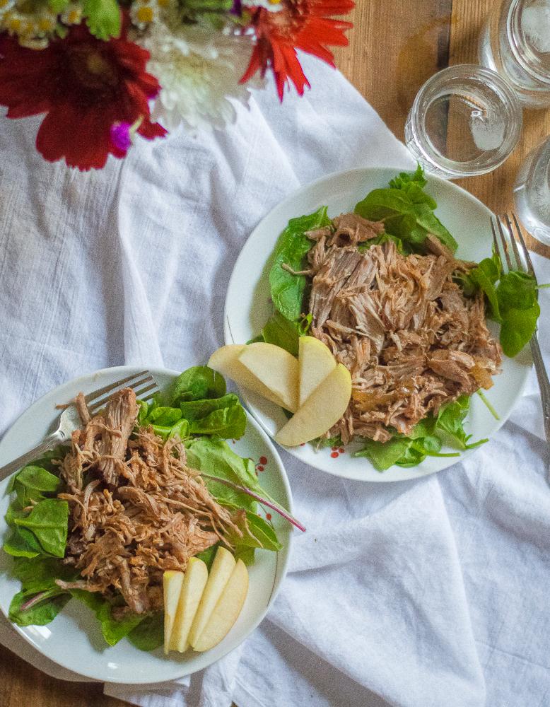 http://www.thenaturalnurturer.com/blog/slow-cooker-pulled-bbq-chicken-whole-30-paleo