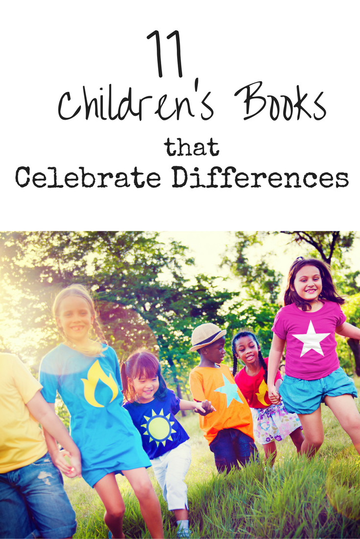 11 Children's Books That Celebrate Differences