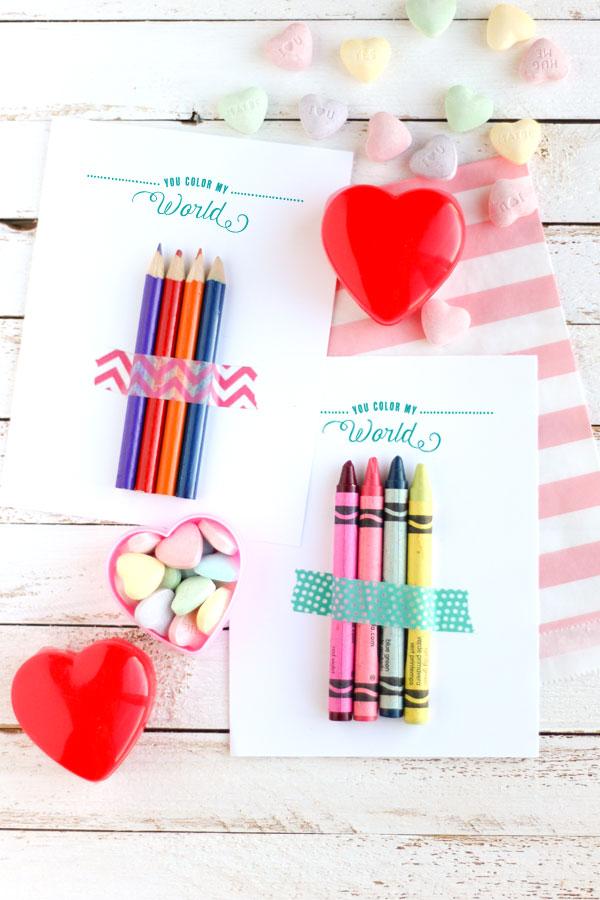 12 Candy Free Valentine Ideas For Kids The Natural Nurturer