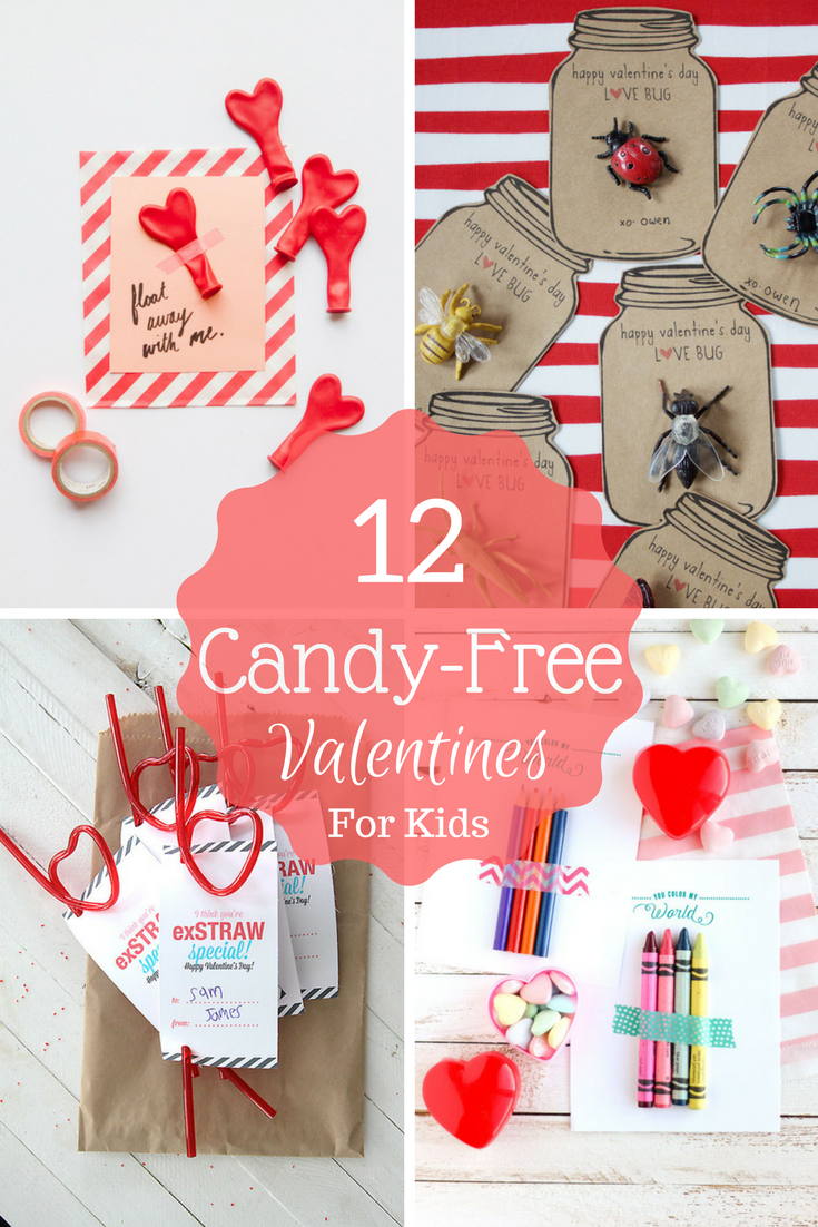 12 Candy Free Valentine Ideas For Kids