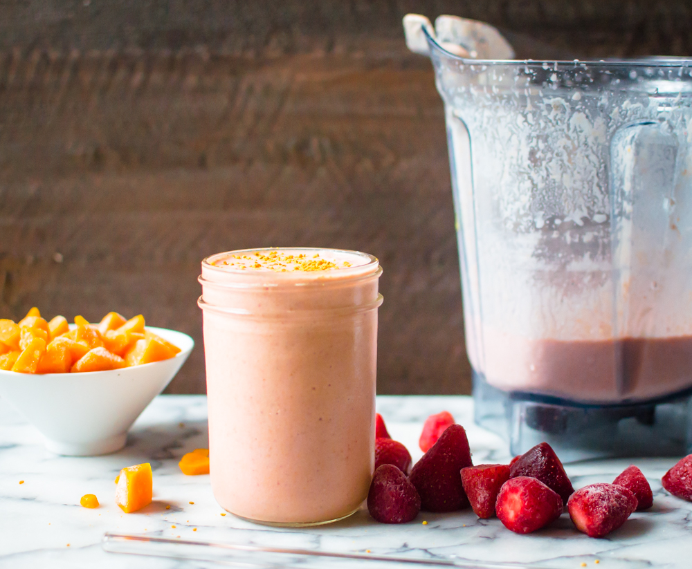 Sunrise Butternut Squash Smoothie