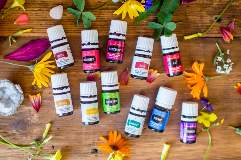 Why I Use Young Living Essential Oils....