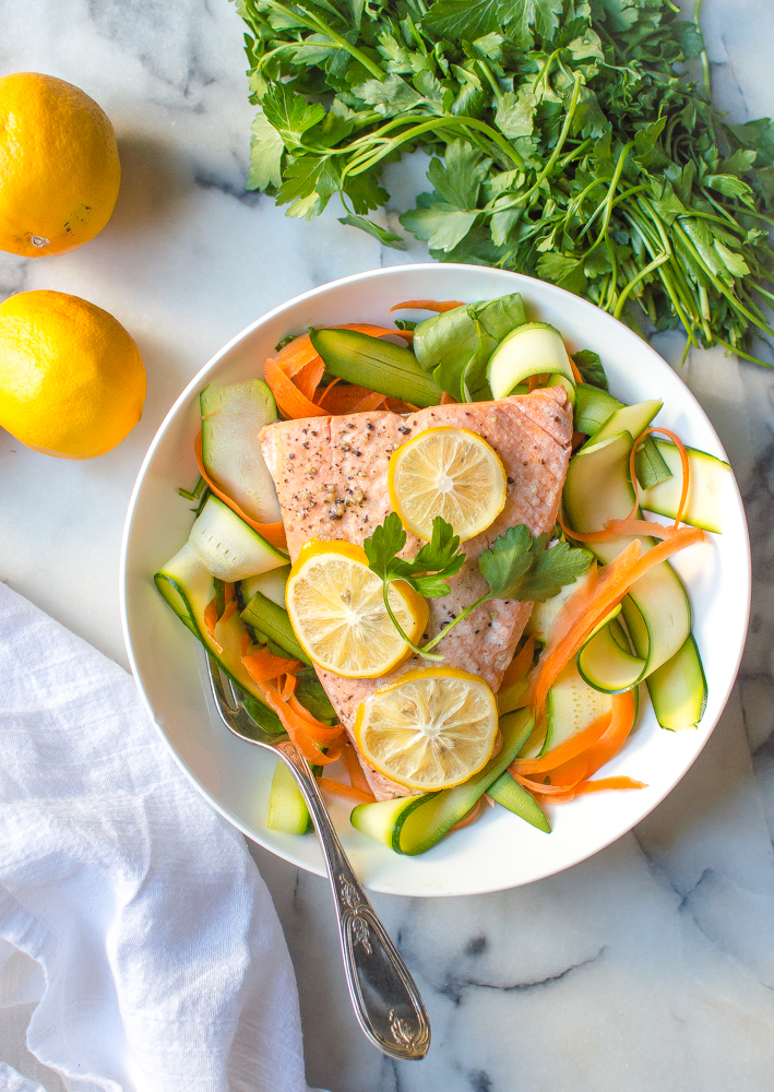 Whether you are currently knee deep in a round of Whole30, prepping for one or are just madly in love with your Instant Pot (like me) and are always game for a new healthy recipes to make in it…this round-up is for you!