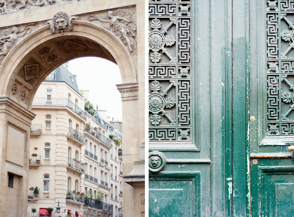 Details of Paris - Photo by Annie Mertlich