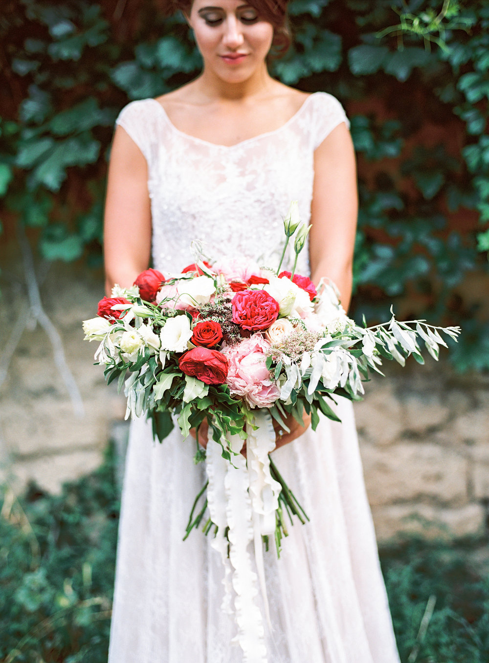 Romantic Botanical Wedding Inspiration