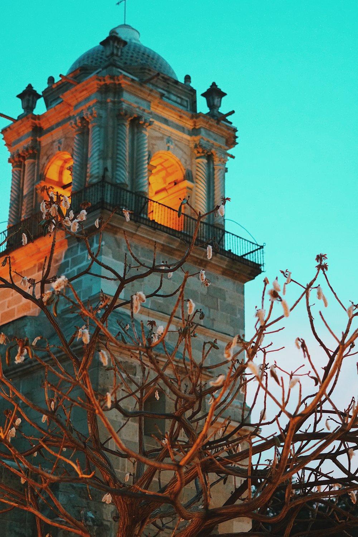 oaxaca-church