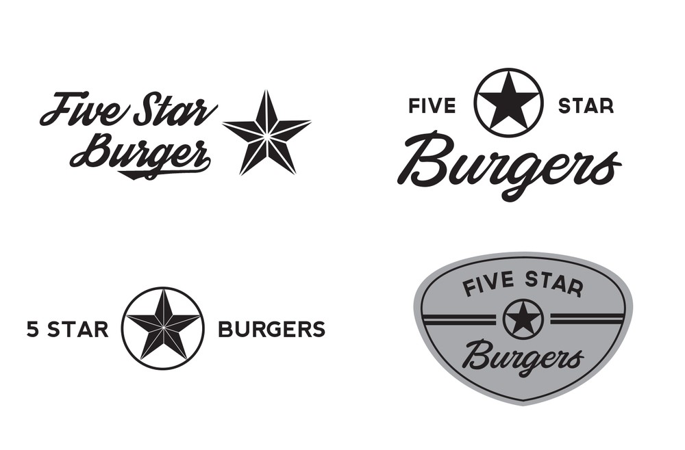 Further logo explorations