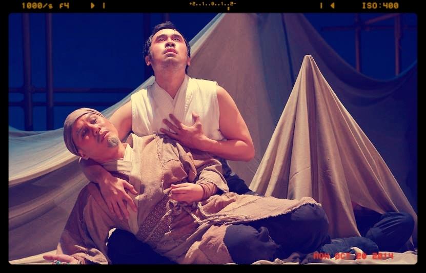 Orphan of Zhao (B.D. Wong & Philip Estrera)