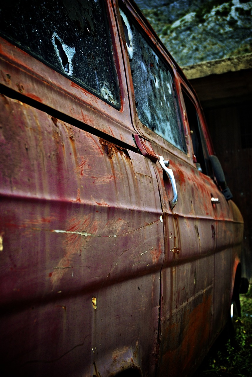 Rust-Bucket