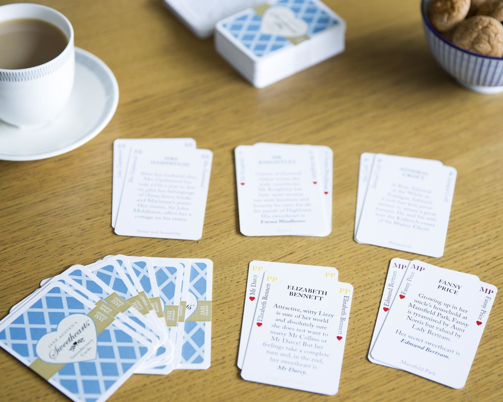 The Introductory set of cards