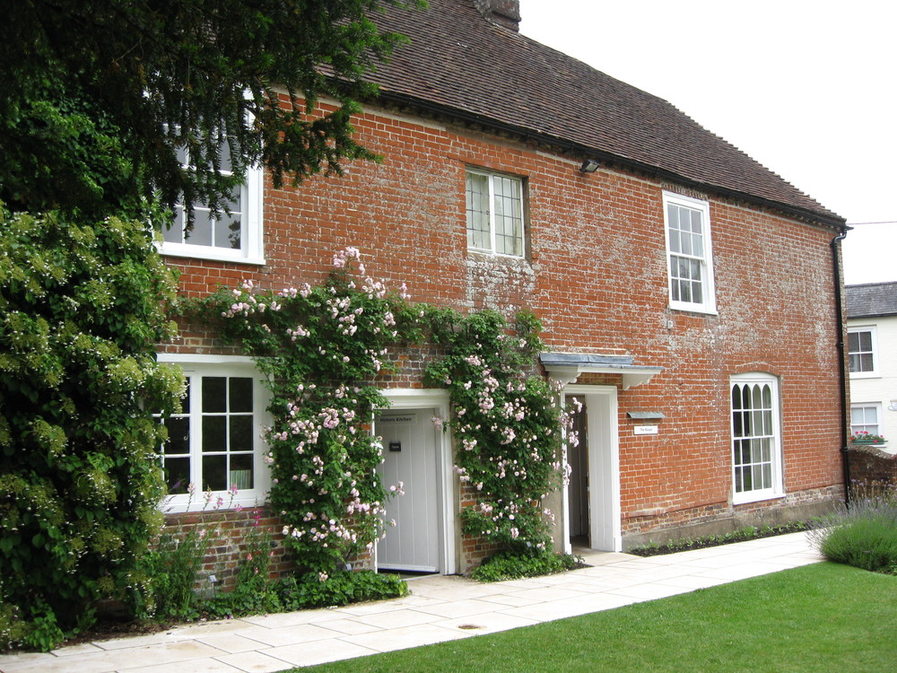 Jane Austen House Museum at Chawton