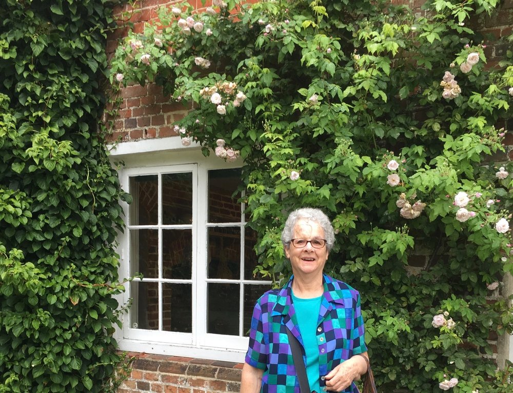 A fabulous day at Jane Austen's House Museum September 2016