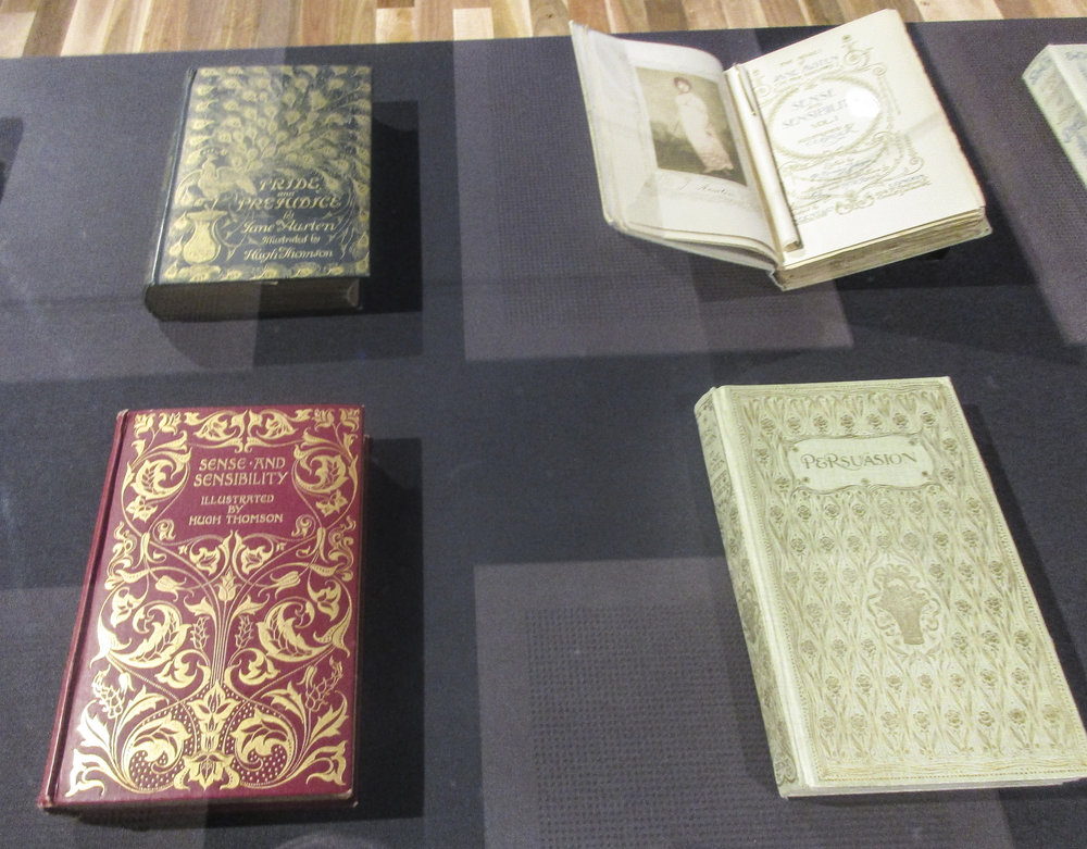 various First Editions