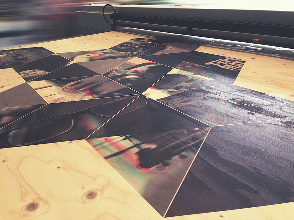 flatbed printing clerkenwell london display graphics