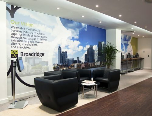 Wall Coverings London Display Graphics