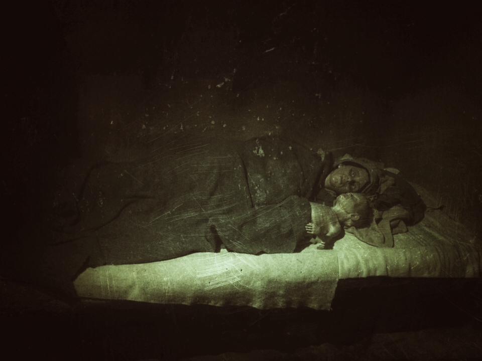 Famine by Nadja Gusenbauer