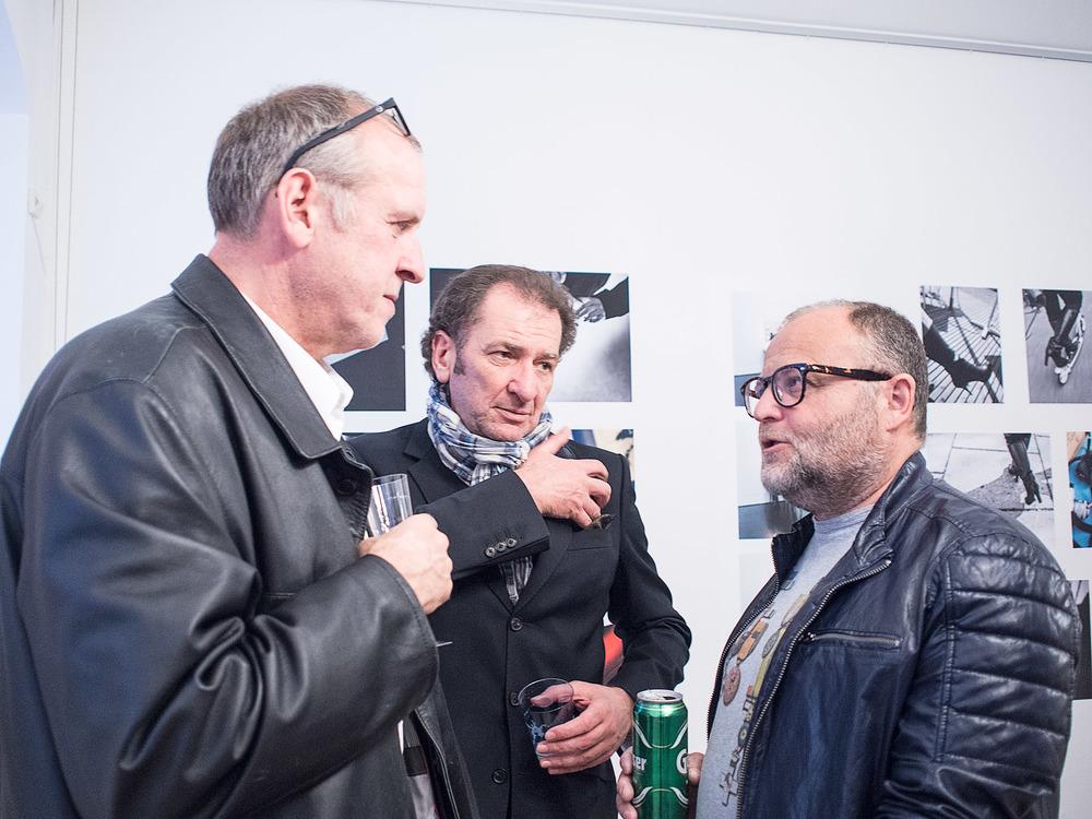 Eric Berger im Gespräch mit Jochen Nymhi und Andreas Tischer (Digital Store)
