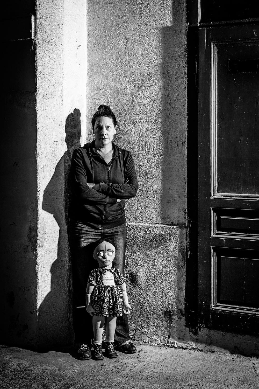 Karin Bayerle by Reinhard Nadrchal