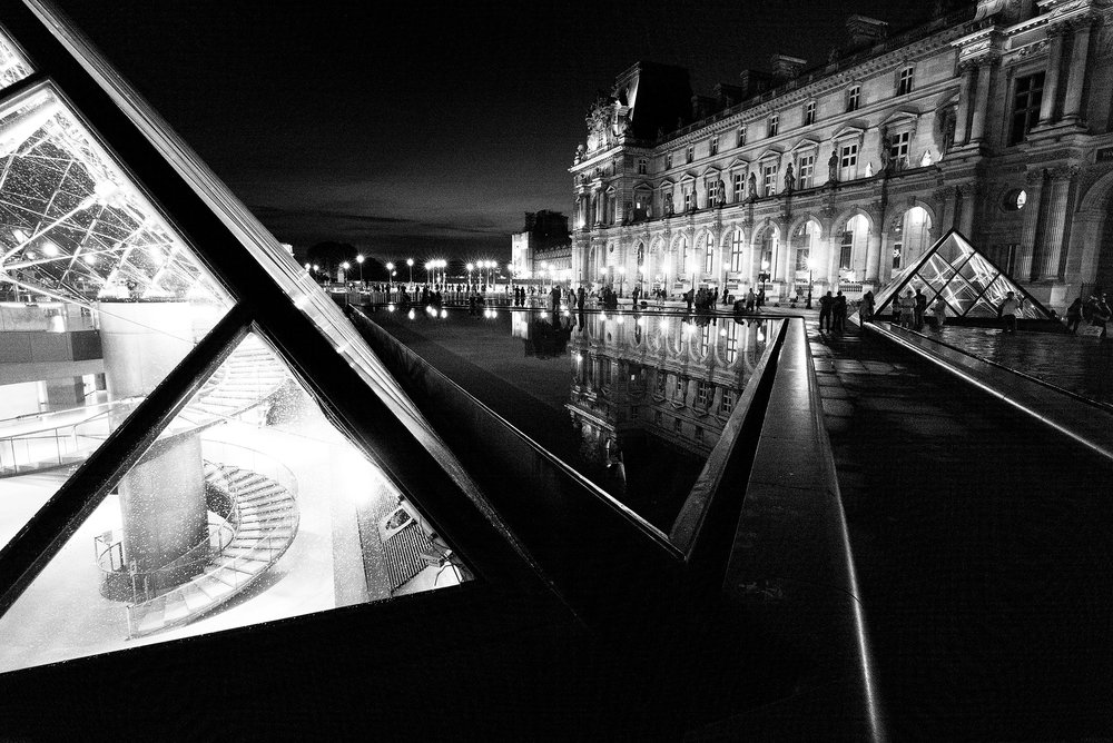 Paris by Nadja Gusenbauer