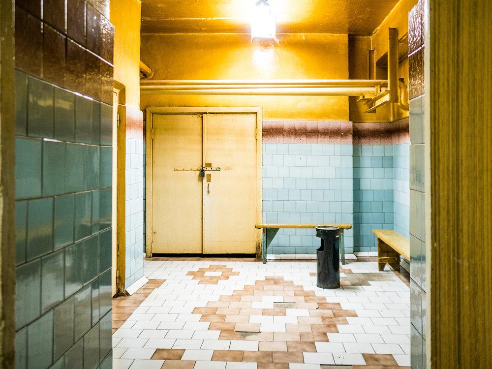 Sperrzone Tschernobyl - Eric Berger / Nadja Gusenbauer