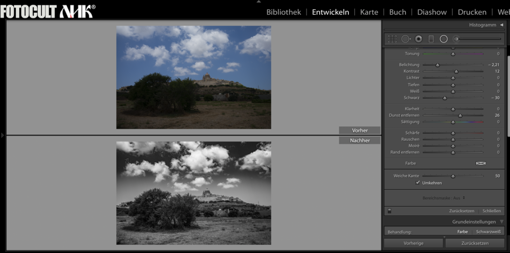 Adobe Lightroom Classic mit Eric Berger ACI