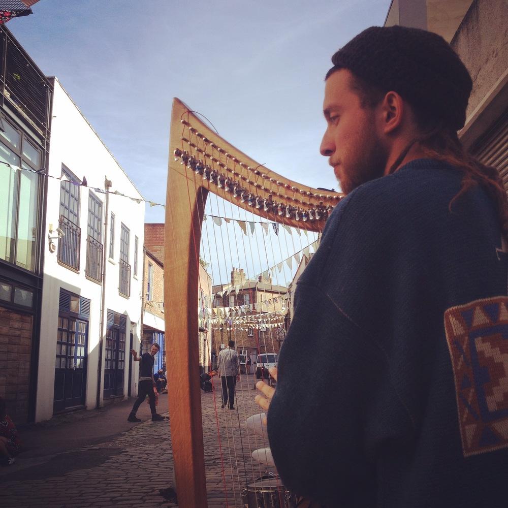 Harpist - Odo