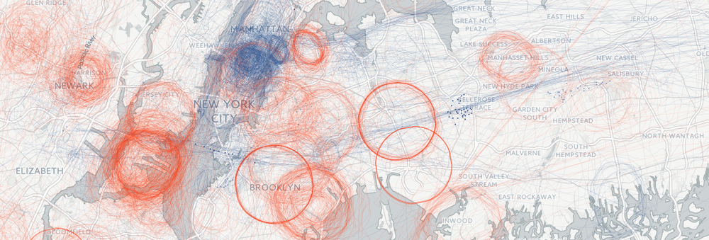 'Spies in the Skies' by BuzzFeed News - tracking surveillance drones in US cities