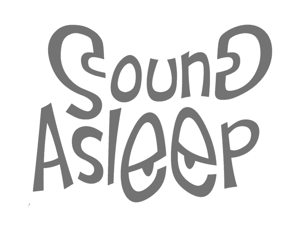 Sound Asleep  - Logo for a short film comedy about insomnia by director  Nadaav Soudry  starring Danny John Jules.