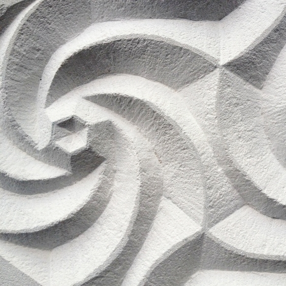 Stone Research - Exploring form in Portland stone