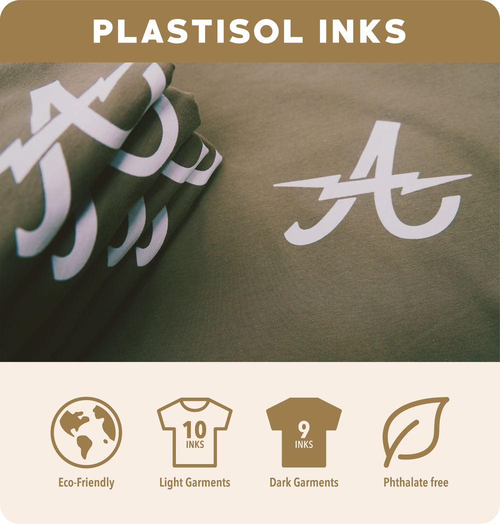 PLASTISOL INK
